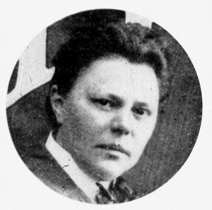 """Johanna von Elberskirchen, aus der Zeitschrift """"Kinderheil"""" 1905 (Bildquelle: Aus: Zeitschrift Kinderheil 1905, Wikipedia)"""
